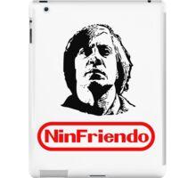 Call it, Nin-Friendo iPad Case/Skin