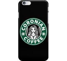 Coronian Coffee iPhone Case/Skin