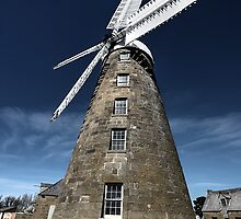 Callington Mill. by Ian Ramsay