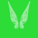 Tinkerbell - Flitterific by lunalalonde