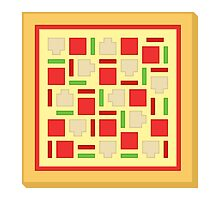 Box Pizza by boringbox