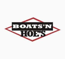 BOATS N HOES - step brothers tribute by grant5252