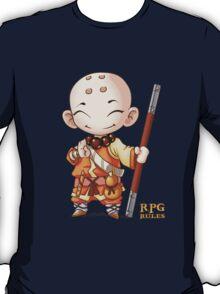 RPG Rules. Monk T-Shirt