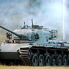 Centurion Main Battle Tank by Craig Stronner