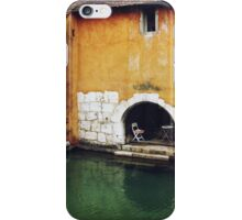 A resting place iPhone Case/Skin