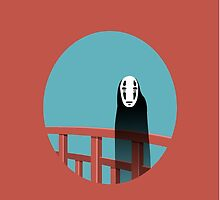 Chihiro's No Face by Gcronauer