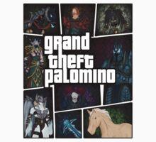 Grand Theft Palomino  T-Shirt