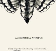 Acherontia atropos Sticker