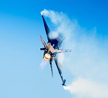 F16 Fighting Falcon by despugh