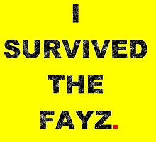 I Survived the FAYZ  by PJOKC