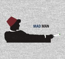 Mad Man (with a Box) Kids Clothes