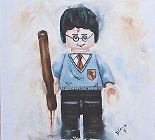 lego Harry. by Deborah Cauchi