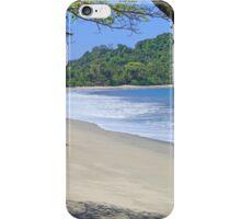 Playa Cuatro Manuel Antonio National Park, Costa Rica iPhone Case/Skin