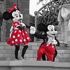 Mickey & Minnie by schermer
