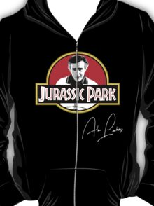 Jurassic Park! Signed Alan Partridge design T-Shirt