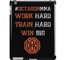 Octagon MMA Hashtag Logo iPad Case/Skin