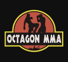 Octagon MMA Jurassic Fighting by octagonmma