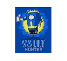 V4LT-80Y Art Print