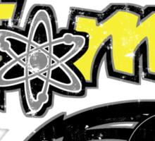 Old Olney Atomic Sticker