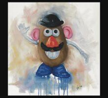 Mr Potato Head - vintage nostalgia  Kids Clothes