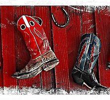 Boot Decor by CarolM