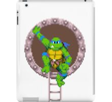 Leo hanging out iPad Case/Skin