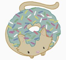 Doughcat meow Kids Clothes