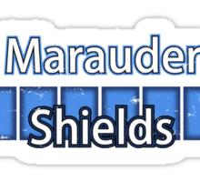Marauder Shields Sticker