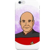 Picard iPhone Case/Skin