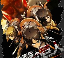 ATTACK ON TITAN JP by Team-AGP2014