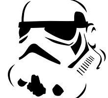 Stormtrooper by monsterdesign