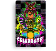 Celebrate! Canvas Print