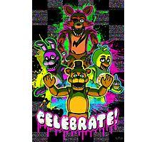 Celebrate! Photographic Print