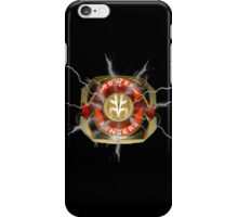 It's Morphin Time - TIGERZORD! iPhone Case/Skin