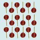 Many Lollies by Megan  Koth