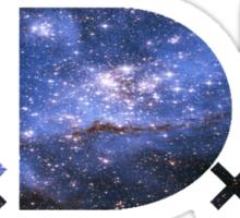 TDE Nebulae 3 Sticker