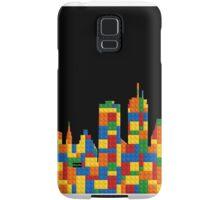 Boston Skyline 4 Samsung Galaxy Case/Skin