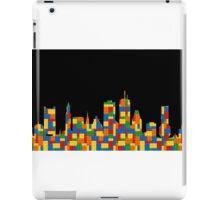 Boston Skyline 5 iPad Case/Skin