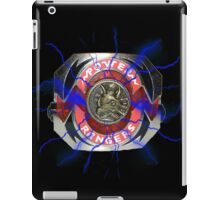 It's Morphin Time - TRICERATOPS iPad Case/Skin