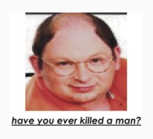 imitation george costanza killed a man by crimememes