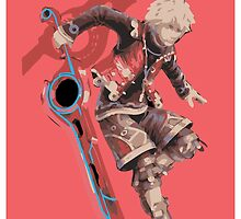 Shulk by ZaneBerry