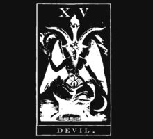 Devil Tarot XV by Imago-Mortis
