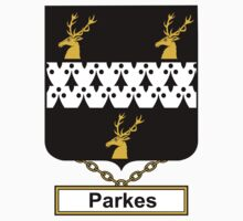 Parkes Coat of Arms (English) by coatsofarms