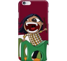 Slide of Shoutyness iPhone Case/Skin
