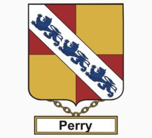 Perry Coat of Arms (English) by coatsofarms