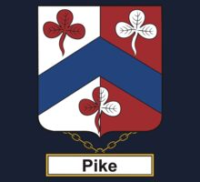 Pike Coat of Arms (English) Kids Clothes