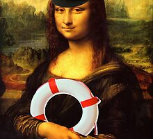 Mona Lisa Ahoy by Mythos57