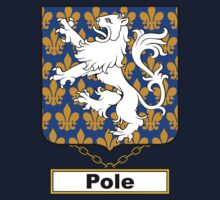 Pole Coat of Arms (English) Kids Clothes