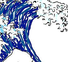 We're Making Waves (Logo) by azak99