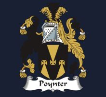 Poynter Coat of Arms (English) Kids Clothes